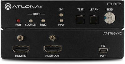 Atlona AT-ETU-Sync EDID Emulator for 4K HDR Signals product image