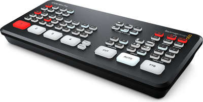 Blackmagic Design ATEM Mini Pro 4:1 HDMI fast switcher for conferencing and video production product image