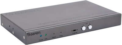 Gefen EXT-ADA-LAN-RX 1:1 Digital and Analogue Audio of IP Receiver product image