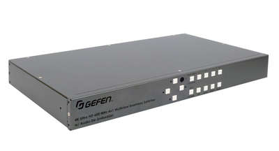 Gefen EXT-UHD600A-MVSL-41 4:1 4K HDMI Seamless Switcher/Scaler and Multiviewer product image