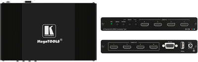 Kramer FC-174 4-channel 4K 60Hz HDMI 4:4:4 / 4:2:0 converter with HDCP 2.2 and 1.4 converter product image