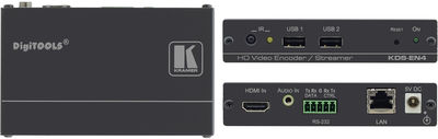 Kramer KDS-EN4 1:1 HD HDMI over IP Encoder/streamer product image