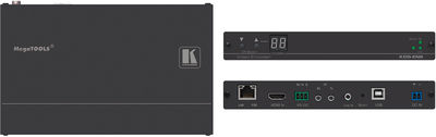 Kramer KDS-EN6 1:1 4K 60Hz HDCP 2.2 video over IP transmitter/encoder with PoE product image
