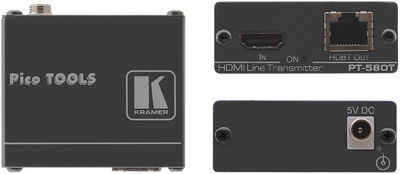 Kramer PT-580T 1:1 HDBaseT-Lite HDMI over Twisted Pair Transmitter product image