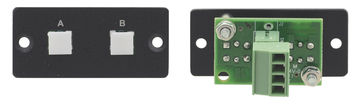 Kramer RC-20TB 2-Button Contact Closure Switch product image