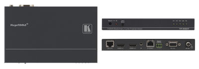 Kramer TP-582T 2:1 HDBaseT HDMI/Ethernet/RS-232/IR over Twisted Pair Transmitter/Switcher product image