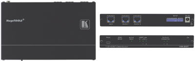 Kramer VM-2DT 1:2 4K 60Hz 1: 2 HDBaseT Distribution Amplifier product image