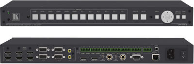 Kramer VP-445 12:1*2 HDMI and Analogue Presentation Scaler/Switcher product image