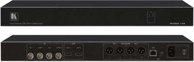 Kramer VP-475UX Dual Port 12G SDI - 4K60 4:4:4 HDMI Scaler/Converter with Audio Extraction product image