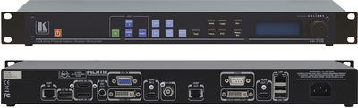 Kramer VP-796 8:1x3 HQUltra 4K Presentation Scaler Switcher product image