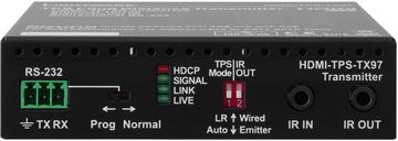 Lightware HDMI-TPS-TX97 1:1 HDBaseT HDMI/IR/RS-232/Ethernet/PoE over Twisted Pair Transmitter product image
