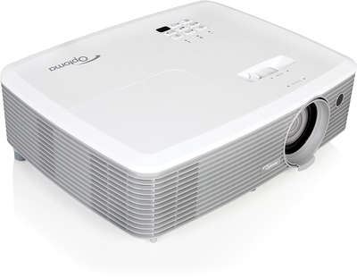 Optoma EH400+ 4000 ANSI Lumens 1080P projector product image