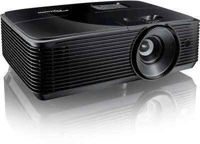 Optoma HD28e 3800 ANSI Lumens 1080P projector product image