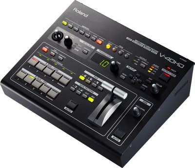 Roland V-40HD 12:1*3 HDMI / RGBHV / Composite Video Switcher/Scaler product image