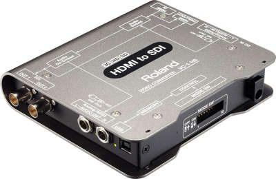 Roland VC-1-HS HDMI to 3G/HD/SD SDI Video and Audio Converter product image
