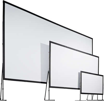 "AV Stumpfl BXT-AW217/R10 91"" (2.32m)  16:10 aspect ratio projection screen product image"