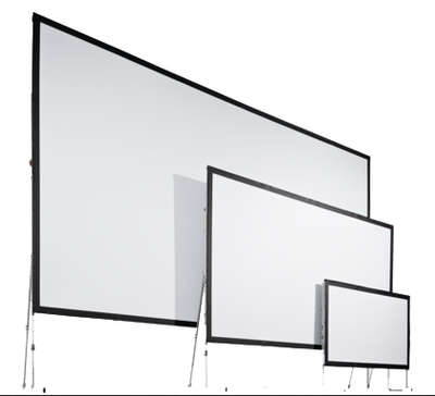 "AV Stumpfl BCV-AW325/R10 142"" (3.60m)  16:10 aspect ratio projection screen product image"