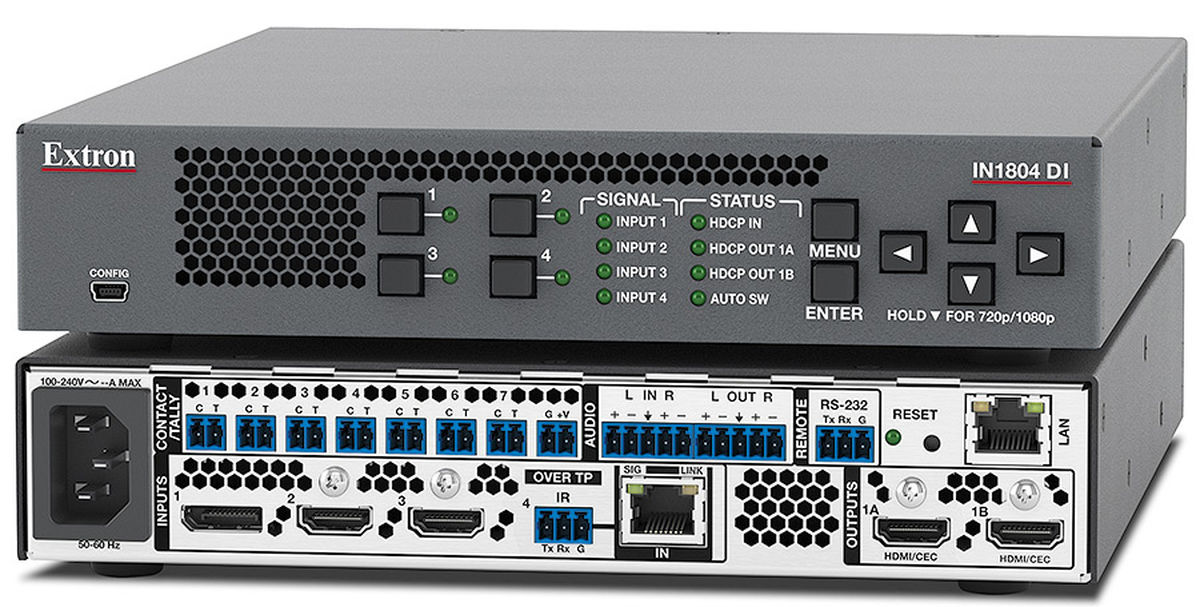 Extron IN1804 DI product image