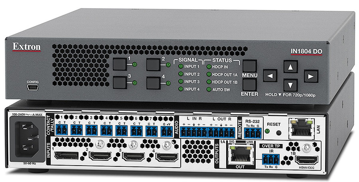 Extron IN1804 DO product image