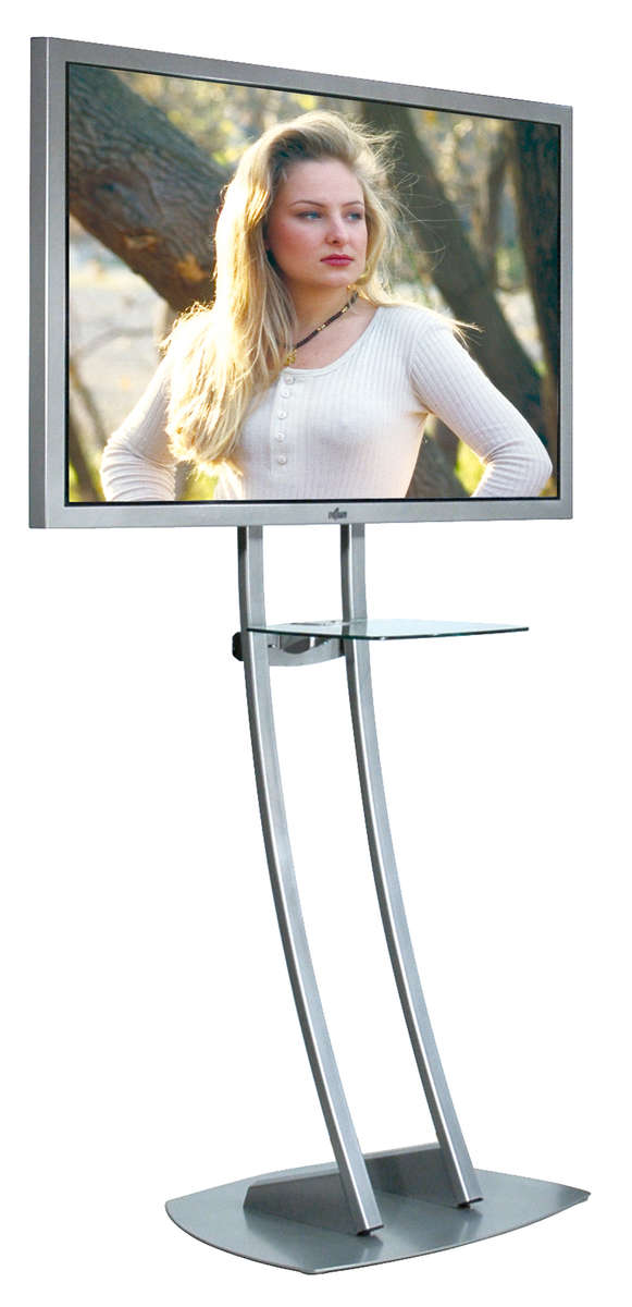 Unicol PA9 Parabella stand - designer high level for large screens from 71 to 80 inches; VESA 800x400 - 1000x600 product image