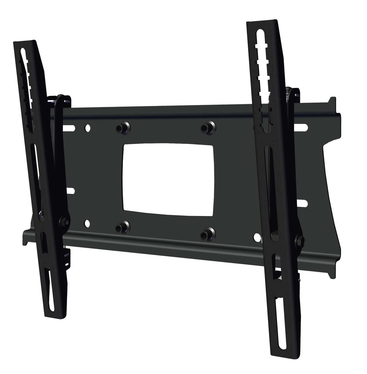 Unicol PZW3 Pozimount tilting wall bracket for monitors and TVs from 42 to 57 inches product image